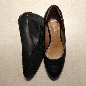 Clarks wedge heels